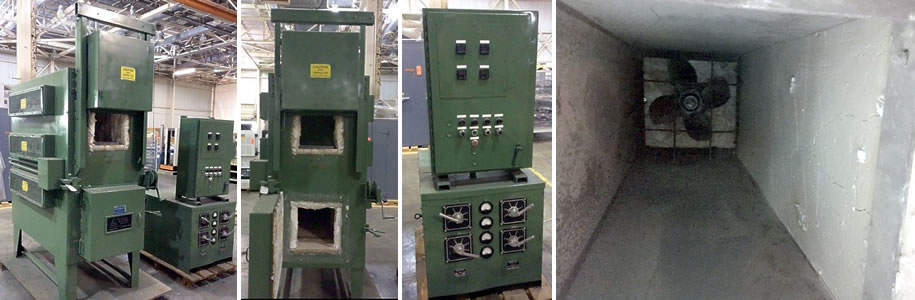 Brimstone Electric Over/Under Furnace