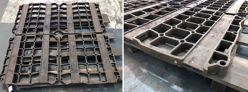 Cast Alloy Grid